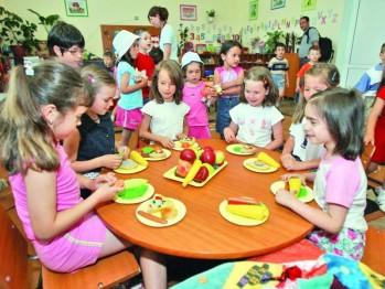 Grădiniţa îi ajută pe copii să gândească singuri